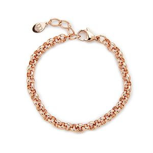 Picture of Rose Gold Rolo Bracelet